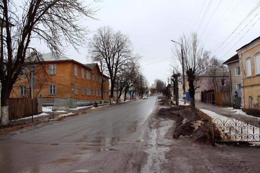 Ул Калужская