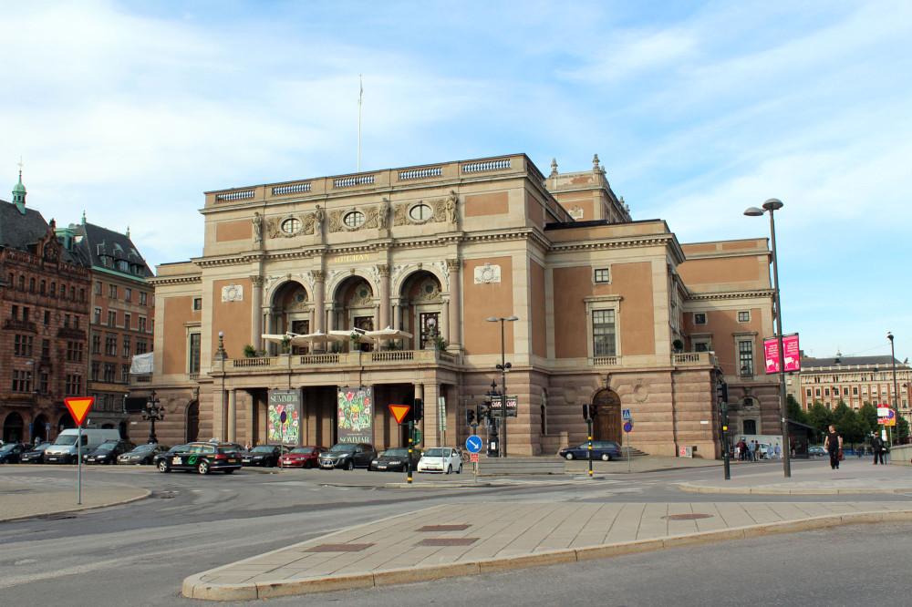 Швецкая королевская опера