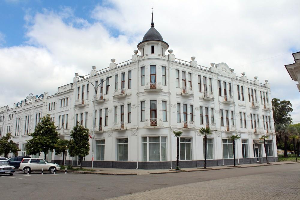 Гостиница Рица Бывш Сан Ремо