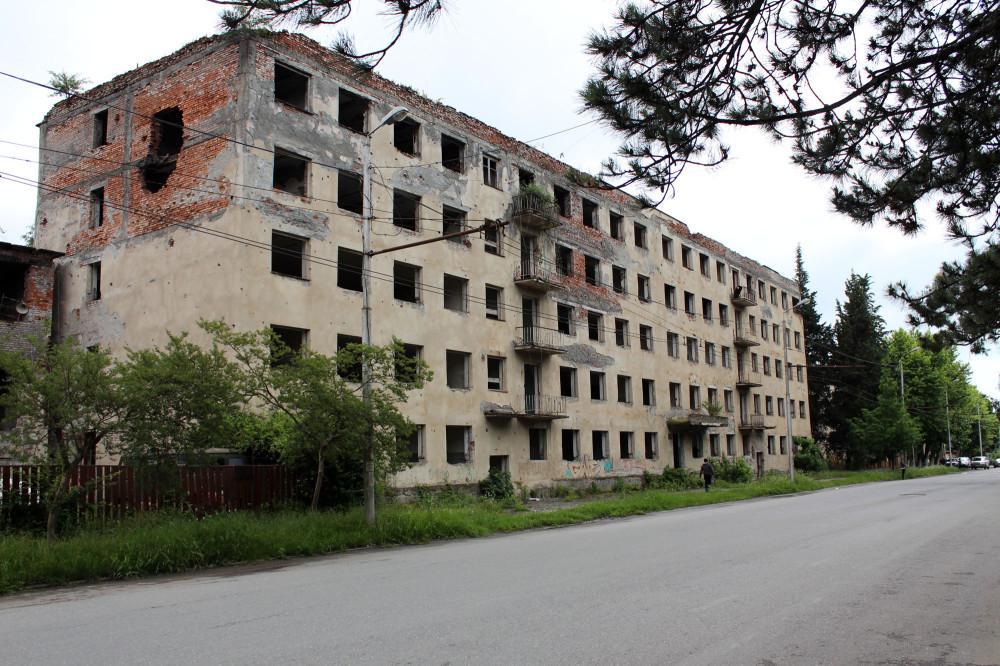 Новый район Ул Аргун