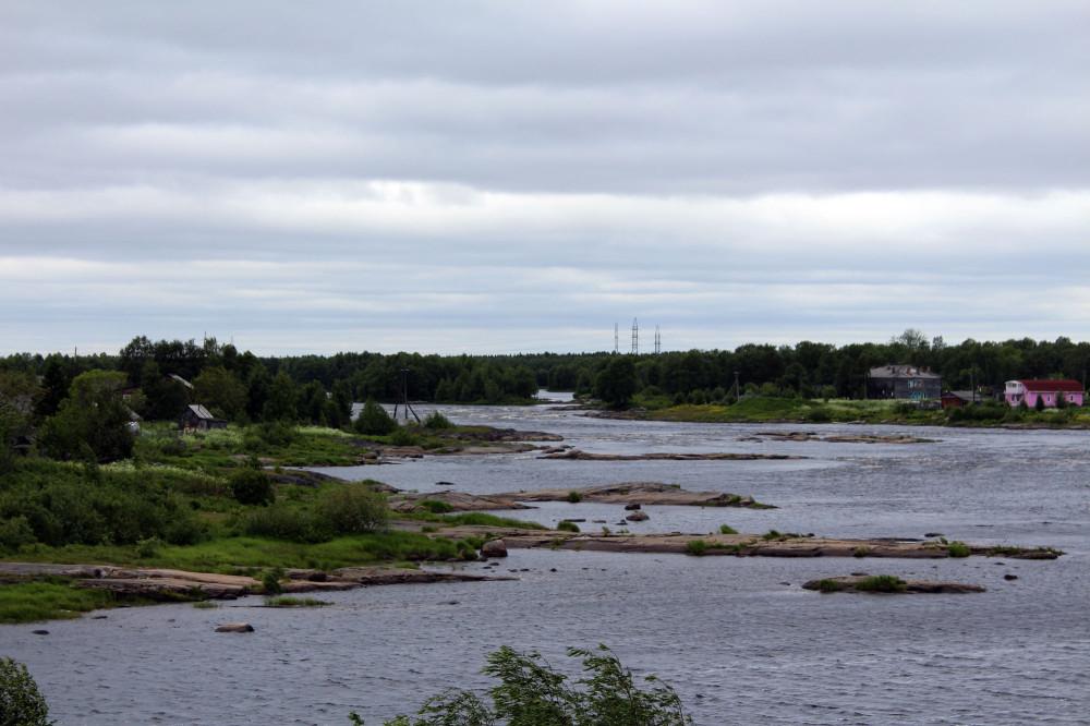 Река сорока