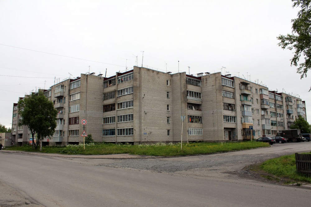 Жилой дом Герцена 18