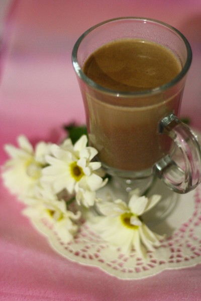 Напитки_Пряный шоколад