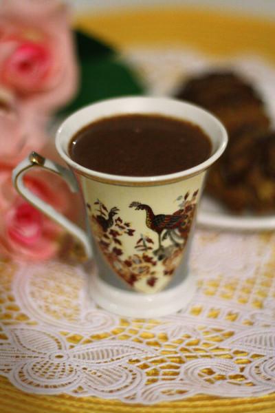 Напитки_Горячий шоколад