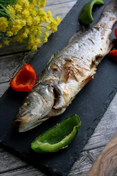 Вторые блюда_Рыба по-итальянски