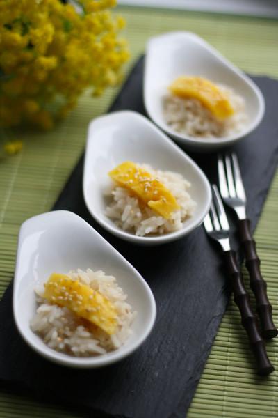 Завтраки_Рис с манго1