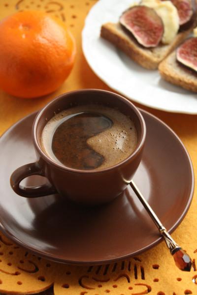 Напитки_Шоколадный кофе
