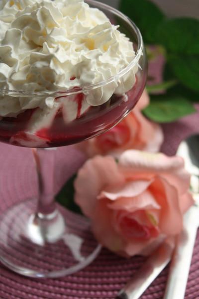 Выпечка_Десерт Горячая ягода
