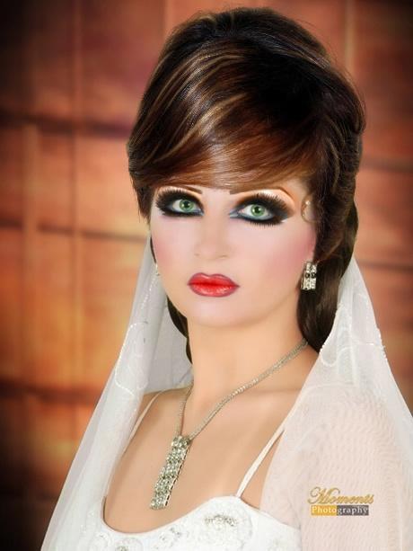Фото свадебный мейкап