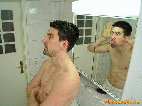 Нахальное зеркало