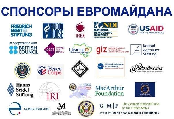 Спонсоры Майдана
