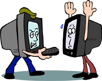 Два телевизора