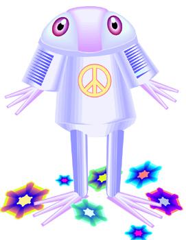 Робот-пацифист