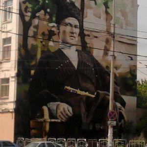 Скоропадский - графити