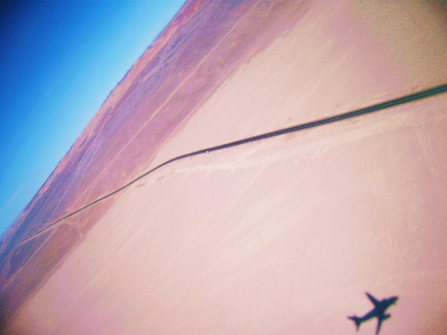 Landung in Calama