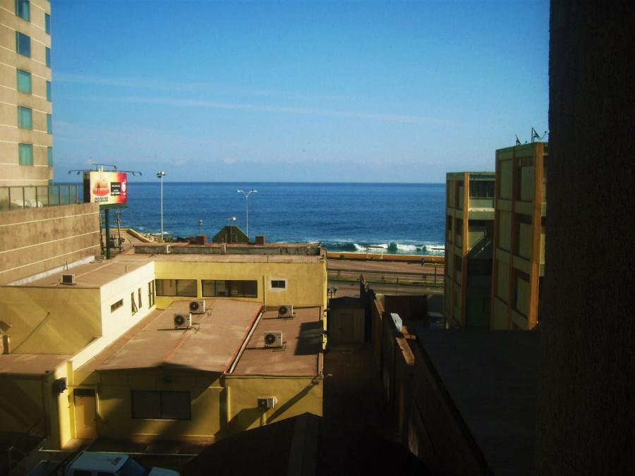 Blick vom Balkon :3