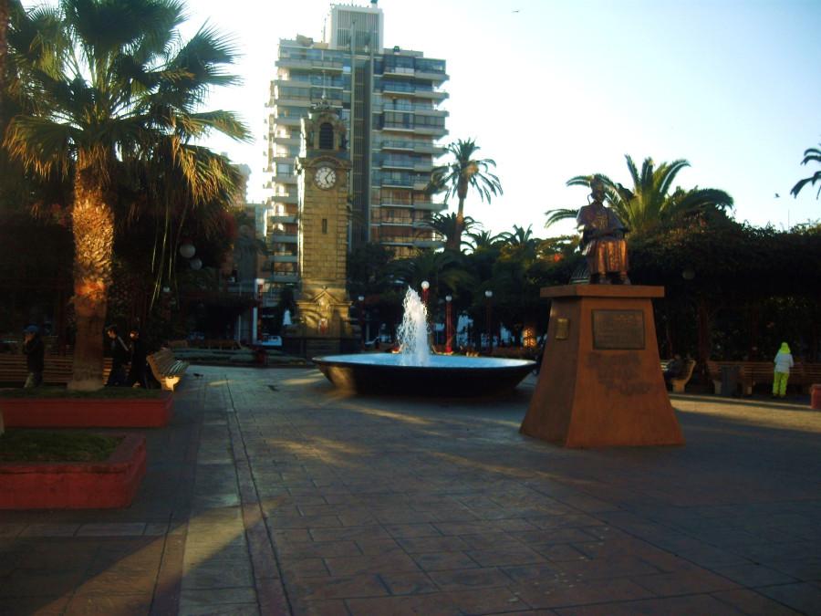 Antofagastas Plaza Mayor