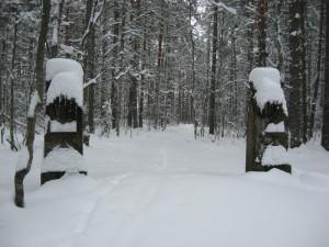 Ворота на бульвар Корниш