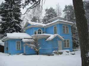 дача Морица (Синий дом)