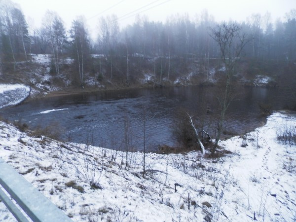 Река Ваммельйоки