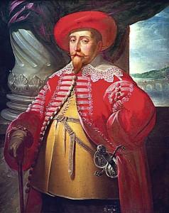 Густав II Адольф - король Шведский