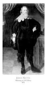 Юхан Бенгтсон Шютте - генерал-губернатор Ингерманландии, барон Дудергофский