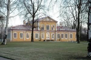 Путевой дворец Петра I, возможно перестроенная мыза Шютте Стрелингоф