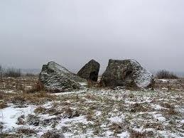 Укко-киви. Священный камень угро-финских народов на горе Кирхгоф