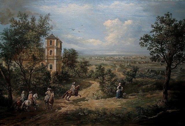 Йоханнесдаль. Ингерманландия. Картина Эдуарда Якушина