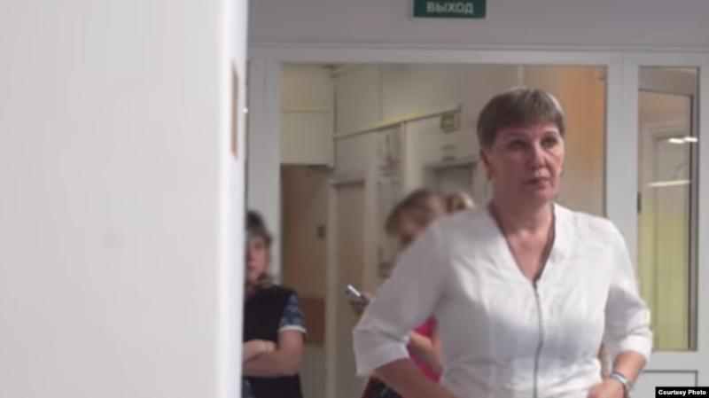 Елена Корнева, санитарка онкологического диспансера в Петербурге