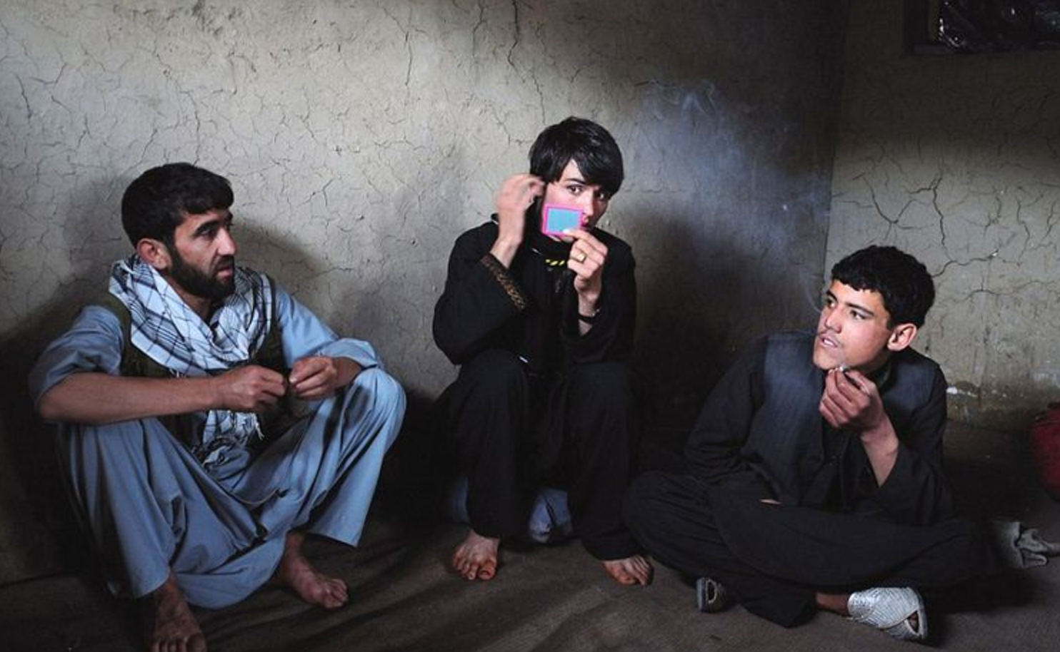 Афганистан бача активный гомосексуалист