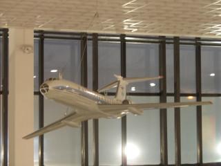 Модель самолёта