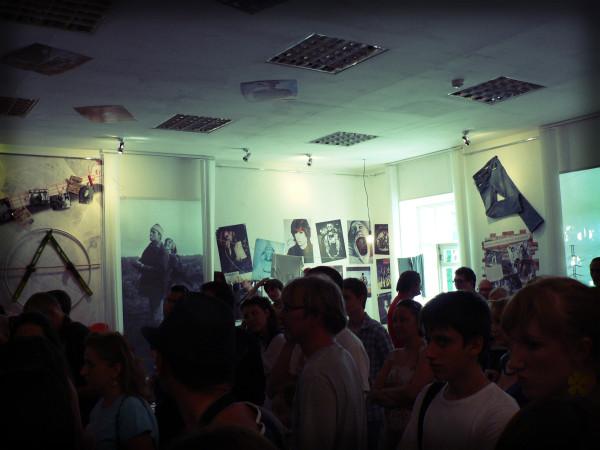 4 - рок-выставка