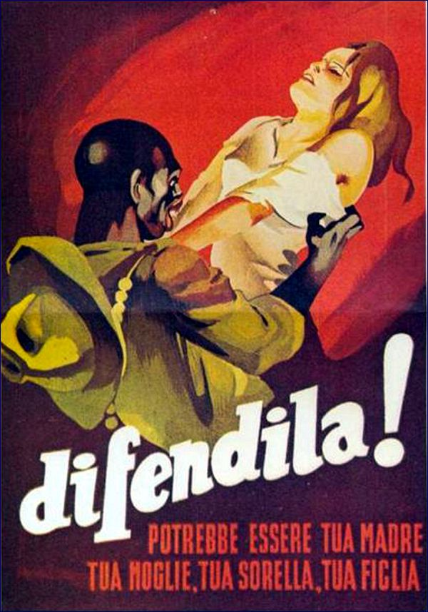 propaganda in fascist italy The fascist regime aimed at promoting its ideals in any possible way - as alessandro riperi has pointed out, children were enrolled in para-military and/or athletic groups, while at school they were told about the past glories of rome and how the regime was going to restore italy to her past status.