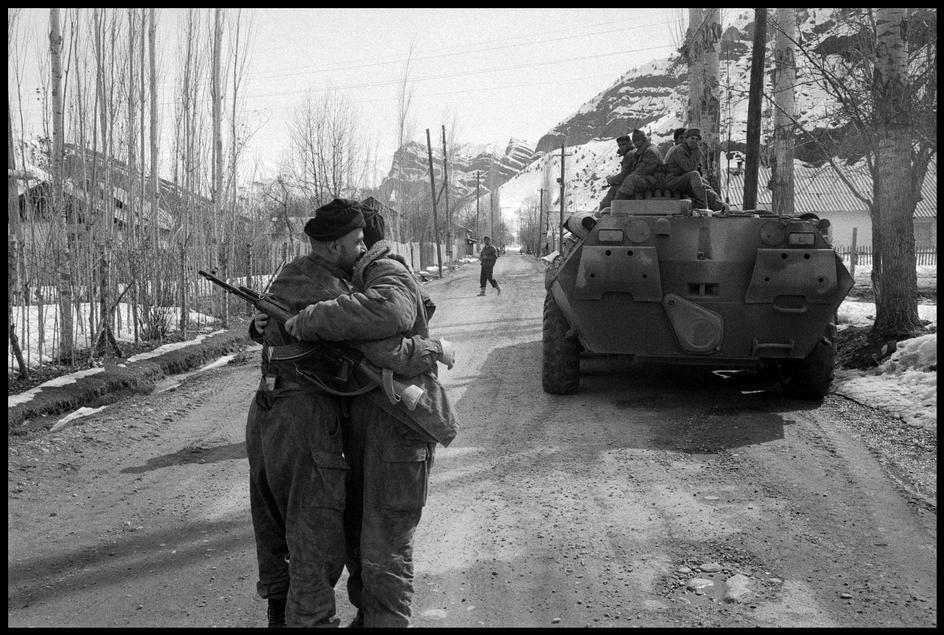 Фото войны в таджикистане