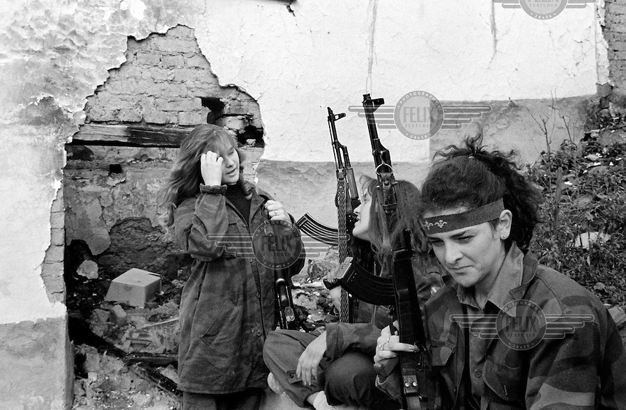an analysis of the war in bosnia herzegovina which began in 1992 The bosnian war was an international armed conflict that took place in bosnia and herzegovina between 1992 and 1995 following a number of violent incidents in early 1992, the war is commonly viewed as having started on 6 april 1992 the war ended on 14 december 1995.