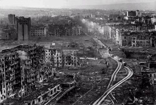 Террористы выполнили обещание устроить Сталинград на Донбассе. Семеновка после войны - Цензор.НЕТ 813