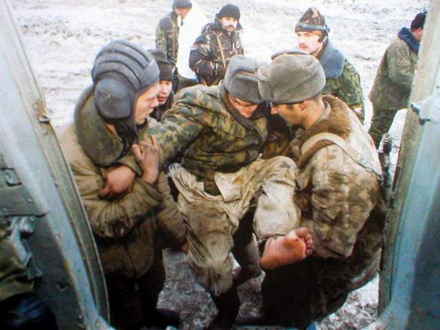 Чечня война грозный 20 фотография
