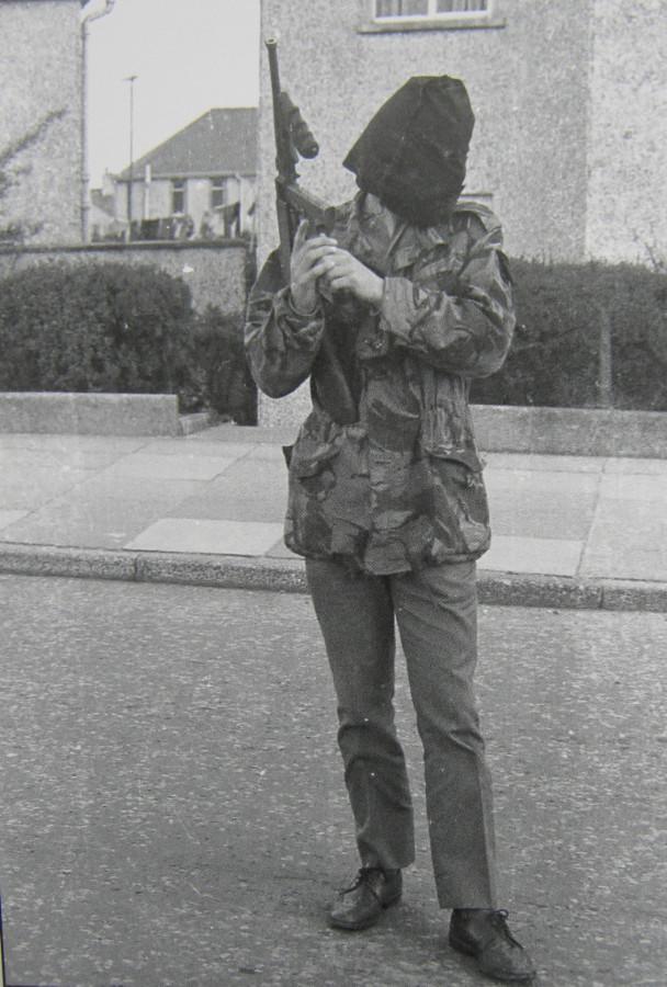 IRA Creggan Derry 2