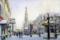 Новогодние экскурсии в Казани