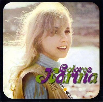 Karina - Colores front2