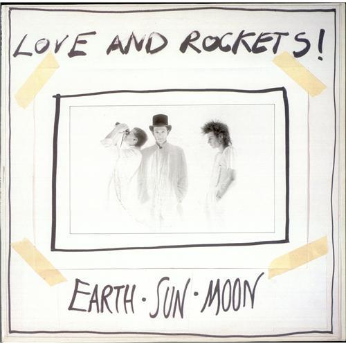 Love+&+Rockets+-+Earth+Sun+Moon+-+LP+RECORD-419144