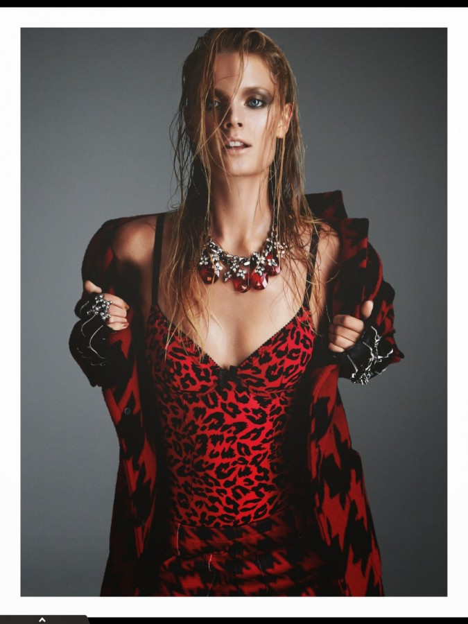 Constance Jablonski by Greg Kadel