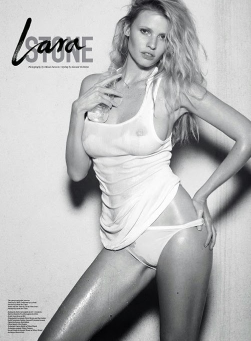 Lara Stone (2)