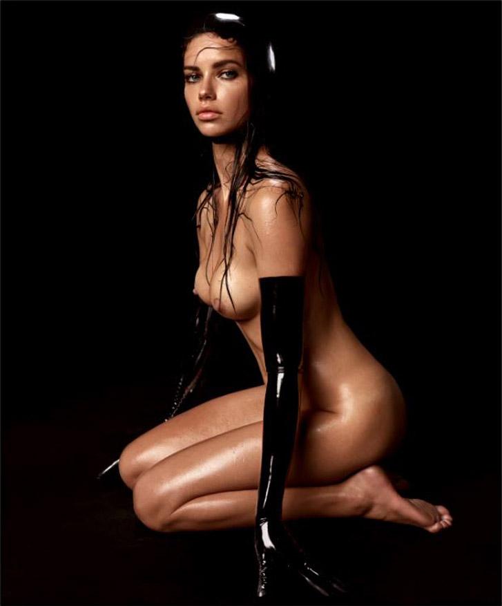 Эротический календарь Pirelli 2015 год