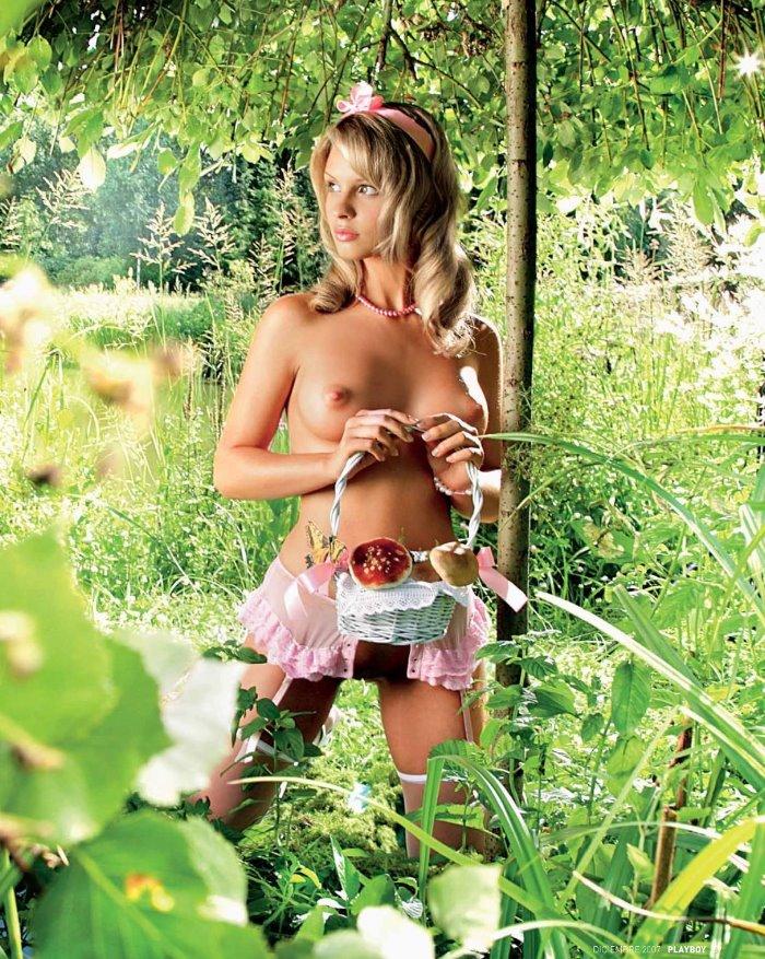 Magdalena Krolikowska in Playboy