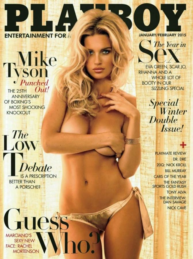 01 Rachel Mortenson Playboy