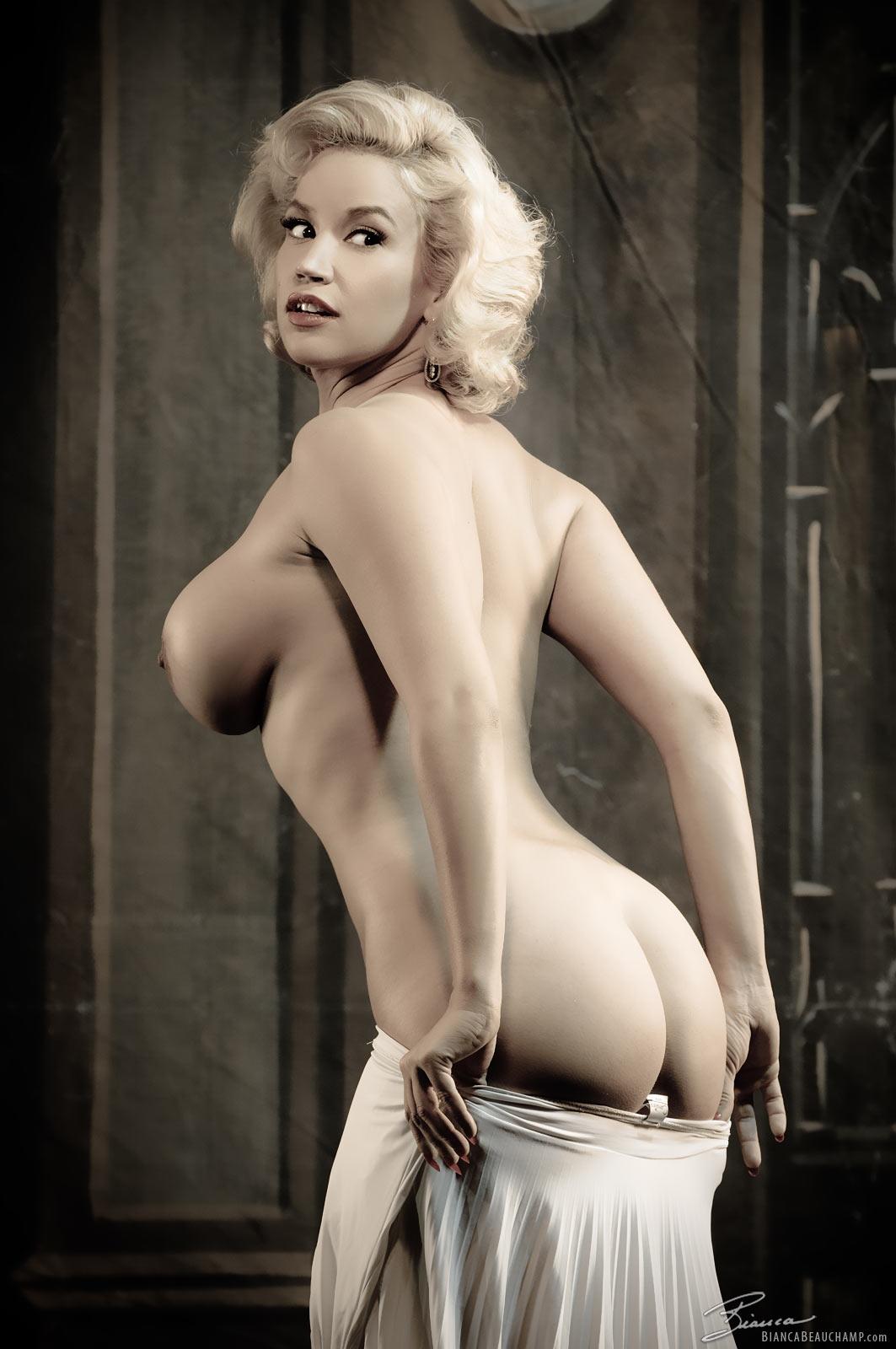 Ретро порно актриса похожая на мерлин монро 4 фотография