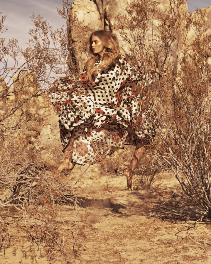 doutzen kroes by jan welters for vogue netherlands march 2015