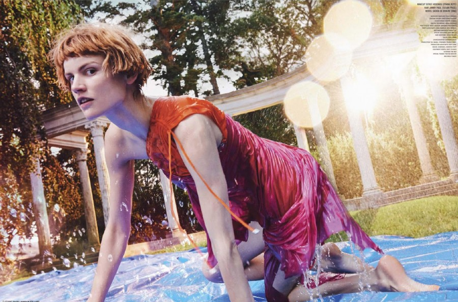 saskia-de-brauw-by-ryan-mcginley- for-v 9-winte- 2014-9